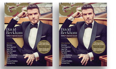 4 Issues of GQ Magazine for £1