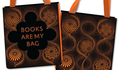 Free 'Books Are My Bag' Tote