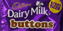 Free Cadbury Dairy Milk Buttons - ends soon!