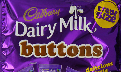 Free Cadbury Dairy Milk Buttons - ends soon!