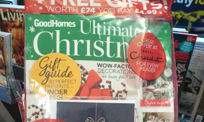 Free Christmas Ideal Home Show Tickets, Christmas Cards & More