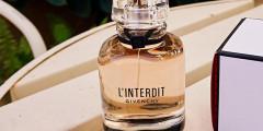 Free Givenchy Perfume - Mini Bottle
