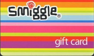 Free £5 Smiggle Voucher