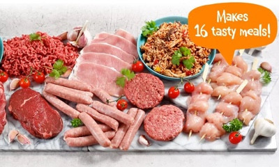 Free Musclefood Lean Meat Hamper (worth £29.43)