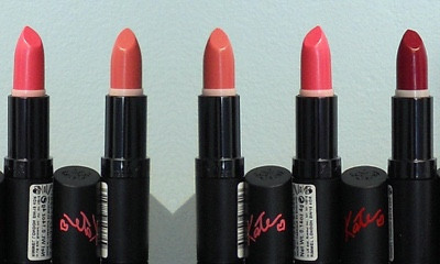 Free Rimmel Lipstick - Choose Your Colour