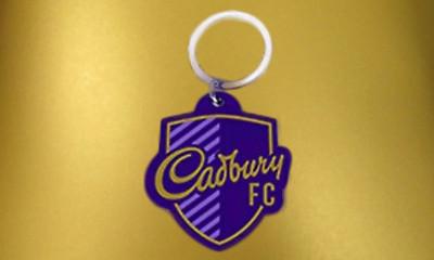 Free Cadbury FC Key Ring
