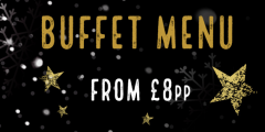 Christmas: £8 Buffet