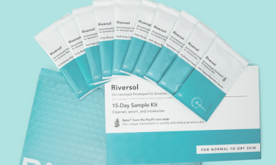Free Face Cream from Riversol