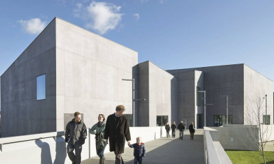 The Hepworth Museum | Wakefield, Yorkshire