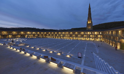 The Piece Hall | Halifax, Yorkshire
