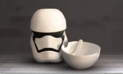 Free Stormtrooper Cereal Bowl