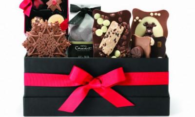 Free Hotel Chocolat Hamper
