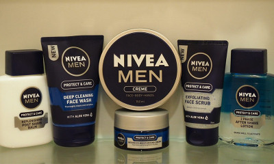 Free Nivea Men Grooming Set