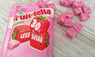 Free Fruit-tella Sweets