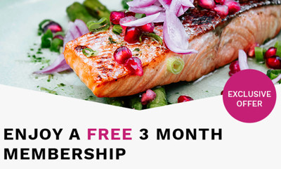 Free 3 Month Gourmet Society Card