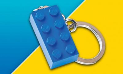 Free LEGO Keyring