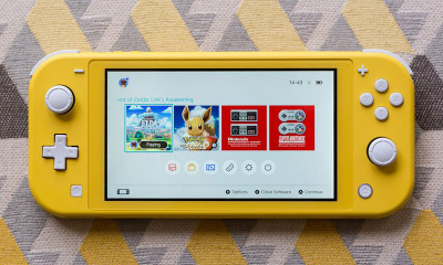 Free Nintendo Switch Lite