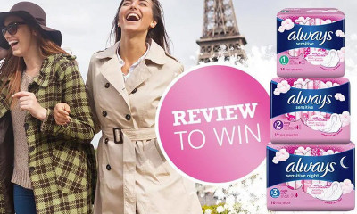 Win a Trip to Paris Plus a Personal Shopping Experience