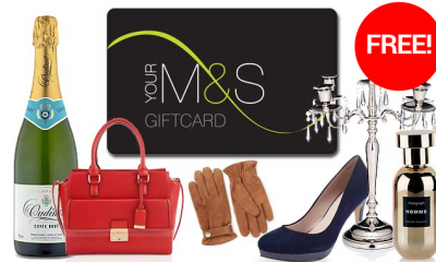 Free M&S Vouchers For Taking Surveys