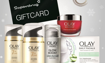 Free Olay Skincare - A Year's Supply