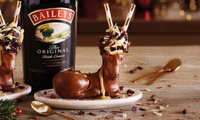 Free Baileys Chocolate Reindeer - Last Chance!