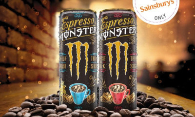 Free Espresso Monster Energy Drink