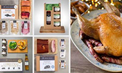 Win a Luxury Christmas Dinner Hamper (Worth £169)