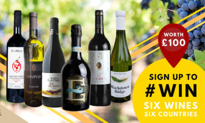 Free Case of 6 Wines from 6 Countries Worth £100