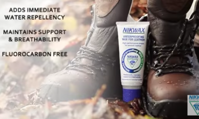 Free Nikwax Waterproofing Wax for Leather