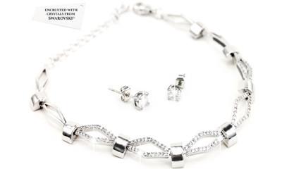 Free Skylar Bracelet & Earring Set