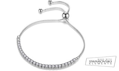 Free Swarovski Crystal Bracelet worth £40