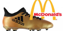 Free Kids' Football Boots