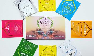 Free Pukka Tea Set