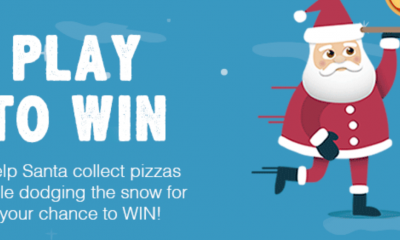 Play Santa Run to Win Vouchers