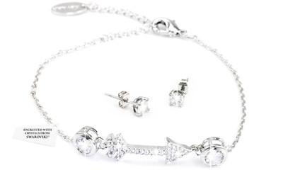 Free Eva Bracelet & Earring Set