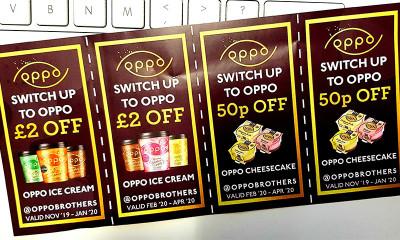 Free £5 Oppo Voucher