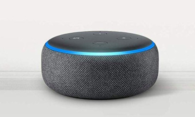 Amazon 3rd Gen Echo Dot for £6.34 - HURRY!