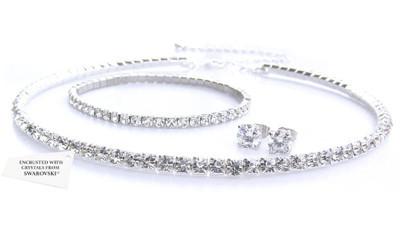 Free Classic Tri Jewellery Set