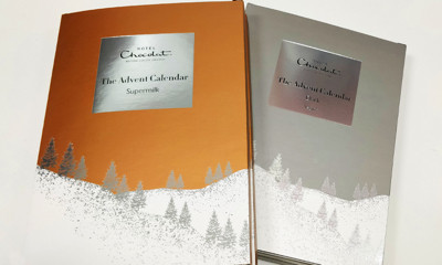 Free Hotel Chocolat Advent Calendar