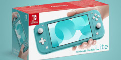 Win a Nintendo Switch Lite