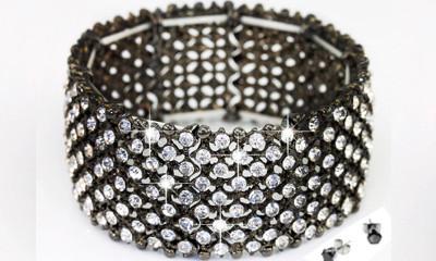 Free Black Ice Bracelet