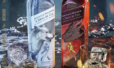 Win a Johnnie Walker 'House Targaryen' Limited Edition Whisky