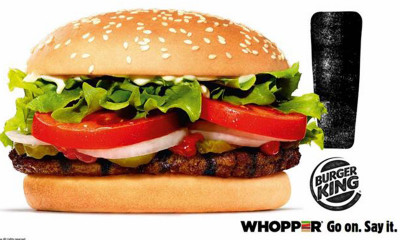 Christmas: 12 Days of Whopper