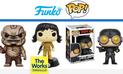 Free Funko POP Figures
