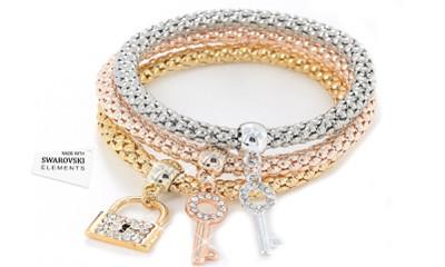 Free Cherish Bracelet Set