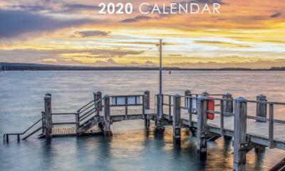 Free 2020 Calendar from Hildon