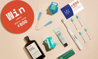 Win the Ultimate Clean Teeth Hamper