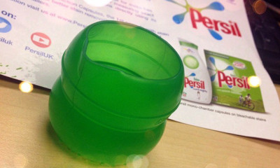 Free Persil Dosing Device - Ball or Scoop