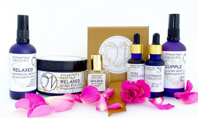 Win The Rose Edit from Orchard View Naturals