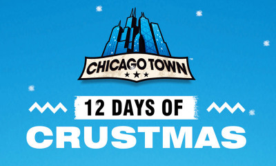 Win Chicago Town Pizza Goodies with the 12 Days of Crustmas